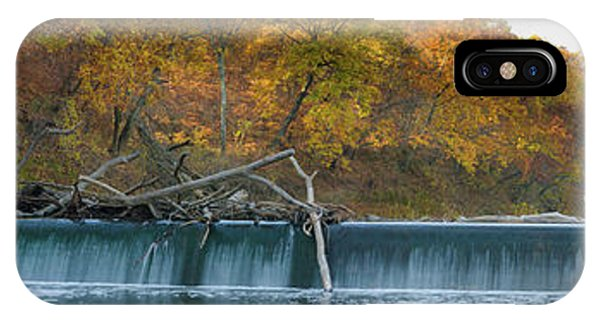 Miller's Dam Pano IPhone Case