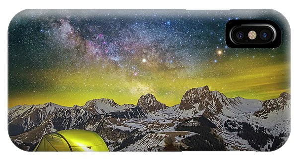 Million Star Hotel IPhone Case