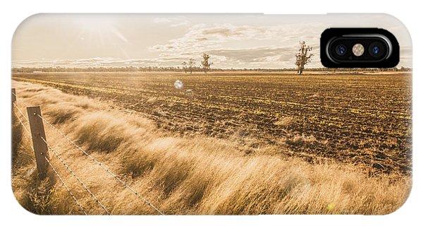 Qld iPhone Case - Millmerran by Jorgo Photography - Wall Art Gallery