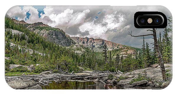 Mills Lake 5 IPhone Case