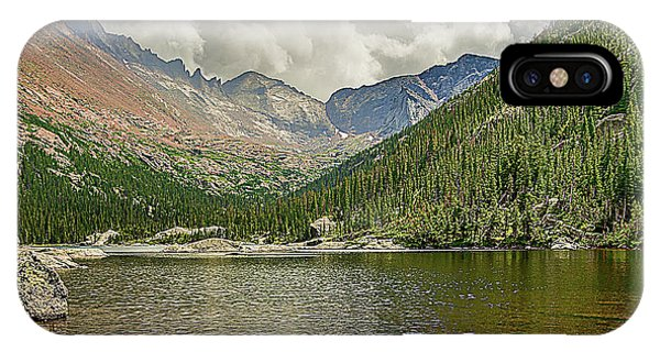 Mills Lake IPhone Case