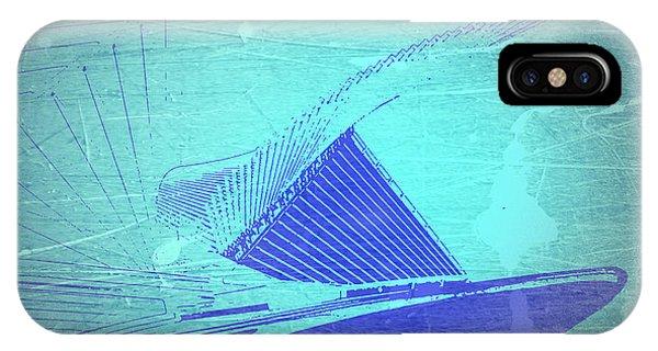 Milwaukee Art Museum Phone Case by Naxart Studio
