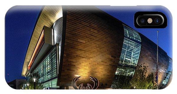 Milwaukee Bucks IPhone Case