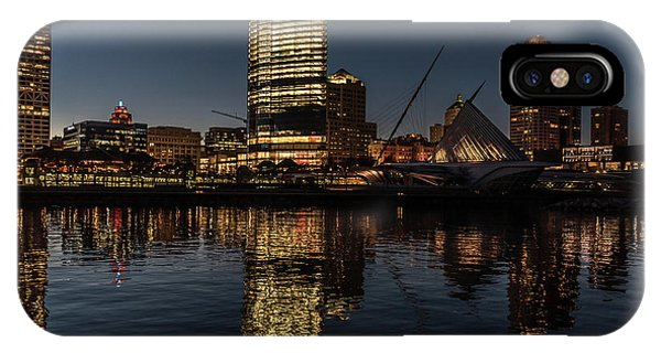 Milwaukee Reflections IPhone Case