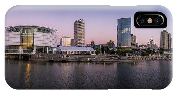 Milwaukee Sky IPhone Case