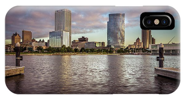 Milwaukee Skyline IPhone Case