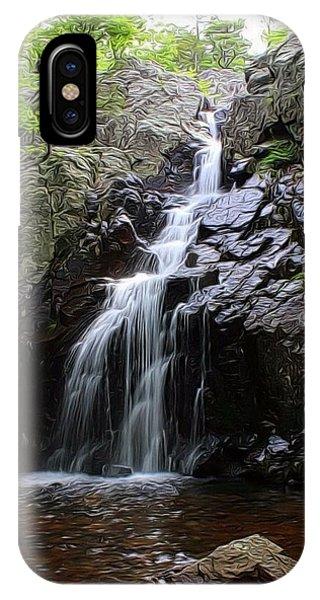 Mina Suak Falls, Mo. IPhone Case