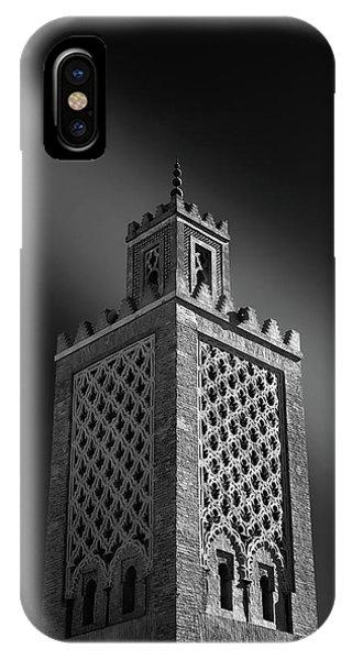 Minaret  IPhone Case