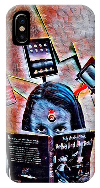 Mind Lock IPhone Case