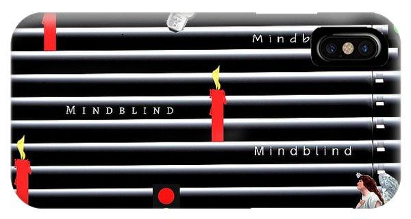 Mindblind IPhone Case