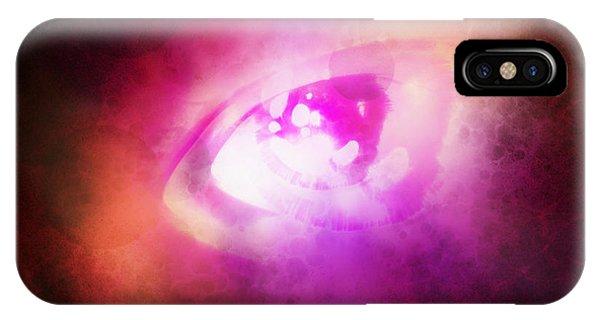 Mind's Eye IPhone Case
