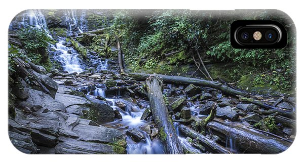 Mingo Falls One IPhone Case