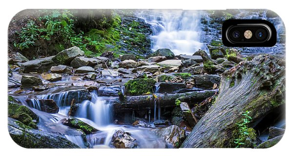 Mingo Falls Two IPhone Case