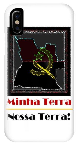 Minha Terra IPhone Case