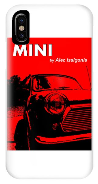 IPhone Case featuring the photograph Mini by Richard Reeve