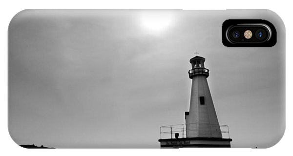 Miniature Lighthouse IPhone Case