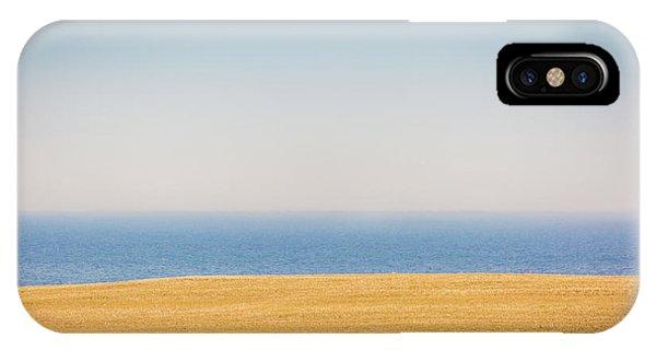 Minimal Lake Ontario IPhone Case