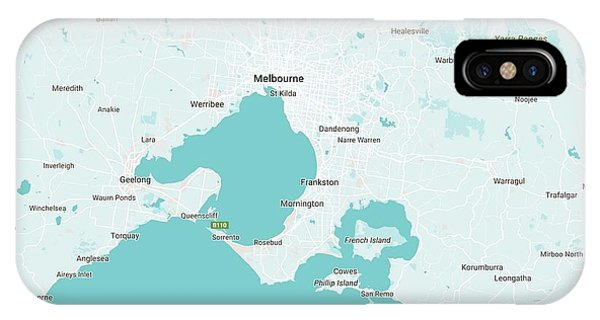 Melbourne Australia World Map.World Political Map Iphone Cases Page 5 Of 11 Fine Art America