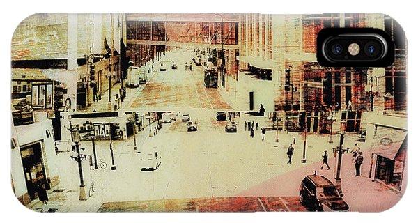Minneapolis  Streets  4 IPhone Case