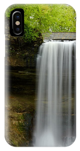 Minnehaha Falls IPhone Case