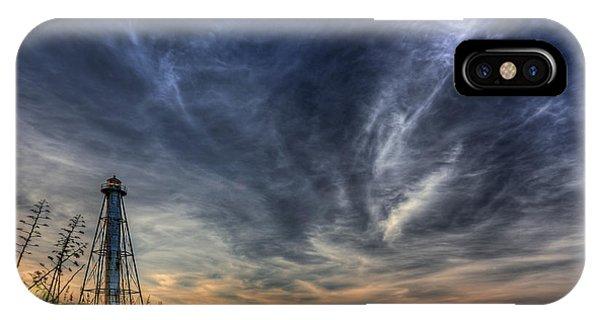 Florida iPhone Case - Minor Earth. Major Sky. by Evelina Kremsdorf
