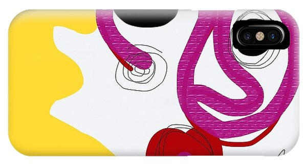 Miro Miro On The Wall IPhone Case