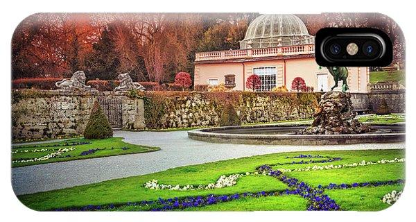 Mirabell Gardens Salzburg  IPhone Case