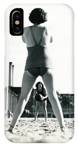 Miramar Pool, 1932 IPhone Case