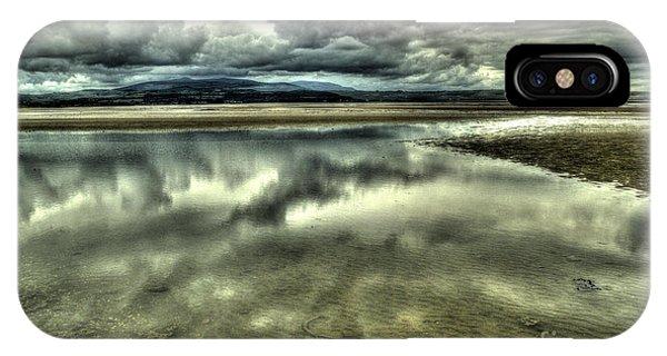 Mirror Beach IPhone Case