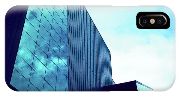 Mirror Building 1 IPhone Case
