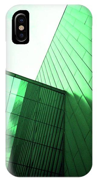 Mirror Building 2 IPhone Case