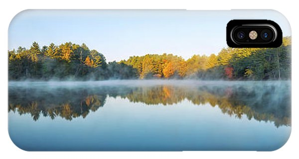 Frost Glass iPhone Case - Mirror Lake by Scott Norris