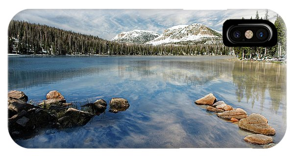 IPhone Case featuring the photograph Mirror Lake by Scott Read