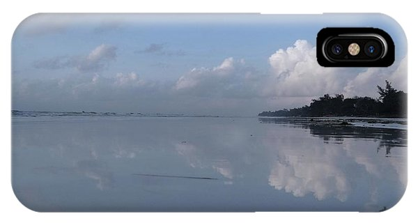 Exploramum iPhone Case - Mirror Ocean Water by Exploramum Exploramum