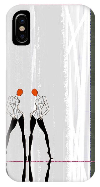 Mirror Reflections IPhone Case