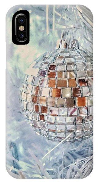 Mirror Tree Ornament IPhone Case