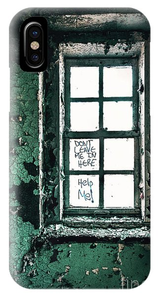 Urban Decay iPhone Case - Misery Screams by Evelina Kremsdorf