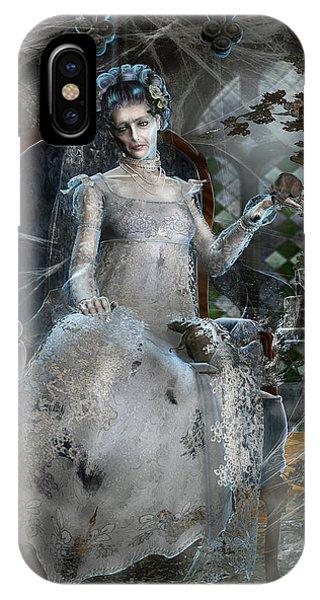Miss. Havisham IPhone Case