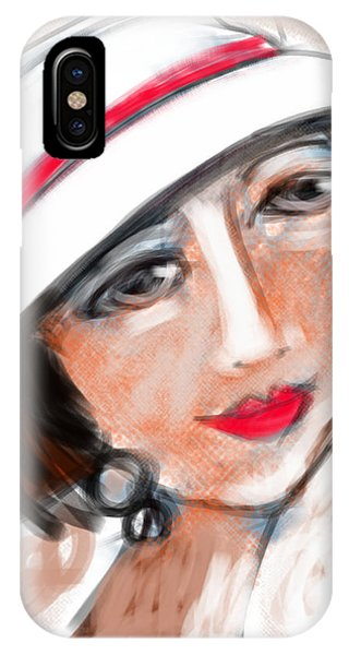 Miss Mary IPhone Case