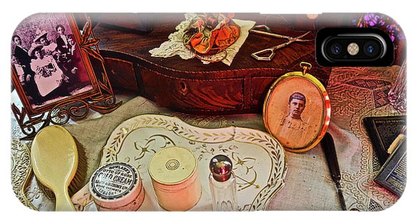 Miss Mary's Table. IPhone Case