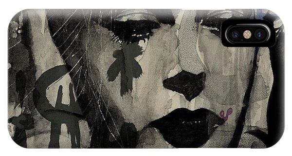 U2 iPhone Case - Miss Sarajevo  by Paul Lovering
