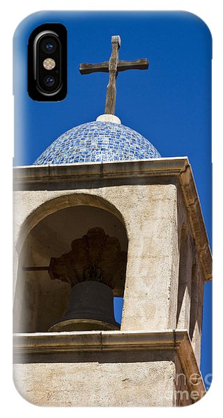 Mission Bell Tower IPhone Case
