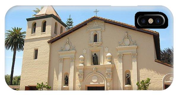 Mission Santa Clara IPhone Case