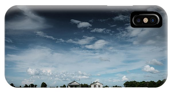 Mississippi Delta Homesteads IPhone Case