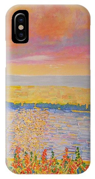 Missouri River IPhone Case