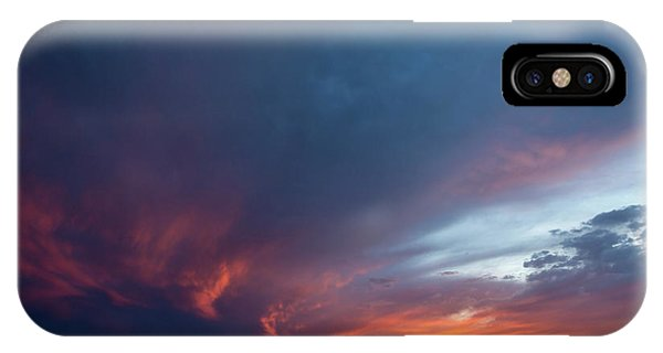 IPhone Case featuring the photograph Missouri Sunset by Matthew Chapman
