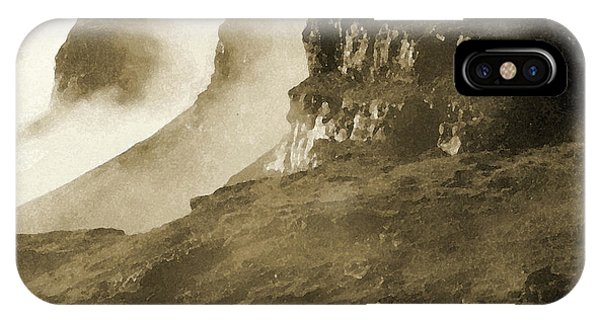 Mist In Lesotho IPhone Case