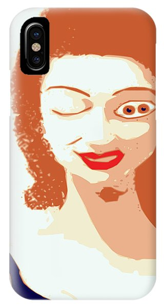 Mistress Of Duality IPhone Case