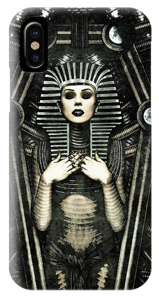 Mistress Of The House IPhone Case