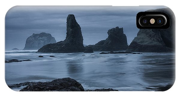 Misty Coast IPhone Case